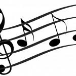 Hudba - obrázek