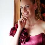 Karolína Berková Bubleová - foto pro Veselsko 2. - autor David Peltán