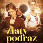 VFK - Plakát - Zlatý podraz - oříznutý - s popiskem