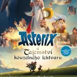 Asterix a tajemství kouzelného lektvaru - plakát oříznutý - s popiskem - na web