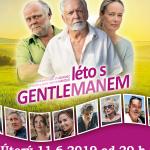 KD - Léto s gentlemanem - plakát - s popiskem