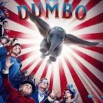 Dumbo - plakát - oříznutý - s popiskem